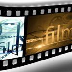 Filmmaterial über Dachdecker und Dächer