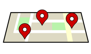 Standorte von Dachdeckereien