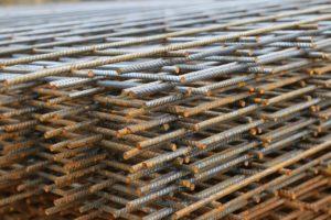 Gitterförmige Bewehrung für Beton