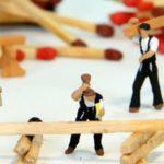 Holzarbeiten am Tragwerk