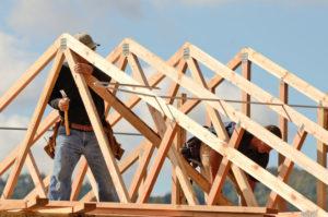 Tragwerk mit Dachsparren